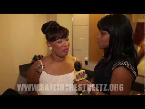 Bet's Sunday's Best Y'anna Crawley Play bound And Gagged Is Safe In The Streetz!! video