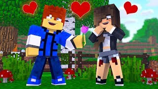 Minecraft Daycare -  FLIRTING WITH GOLDY !? (Minecraft Roleplay)