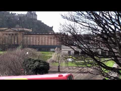 ViStory of Edinburgh Tourist Information Travel Guide