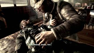 Modern Warfare 3 Soap's Death Cutscenes Full 1080p