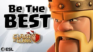 Prove that YOU are the BEST Player in Clash of Clans | eSports