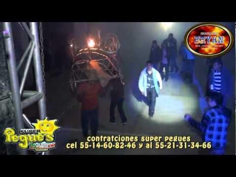 SUPER PEGUES  EN SU TERCER ANIVERSARIO EN VIVO COCHISCUATITLA ATLAPEXCO HIDALGO