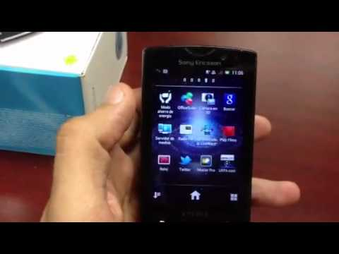 Xperia Mini Pro ICS 4.04