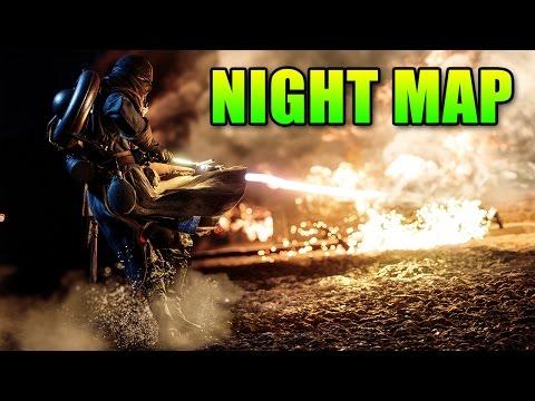 City Night Map Hands On! - Prise de Tahure | Battlefield 1 Gameplay