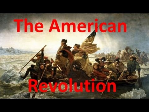 The American Revolution Movie
