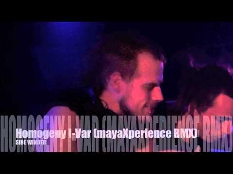 mayaXperience - 17-12-12 @DiskOnkey Monday Baraka - Beer Sheva ISR