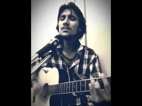 phir suna(emptiness) song on guitar....by arpit.