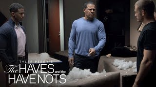 David Refuses To Let Anyone Mistreat His Son | Tyler Perry's The Haves and the Have Nots | OWN