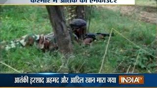 2 Hizbul Terrorists Killed in an Encounter in Shopian of Jammu and Kashmir - India TV