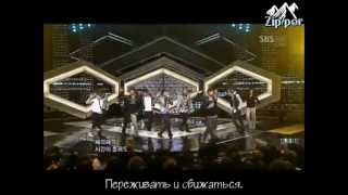 Super Junior    Monster рус саб
