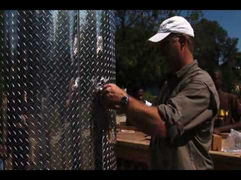 Clinton Foundation sends Water Purifiers to Haiti