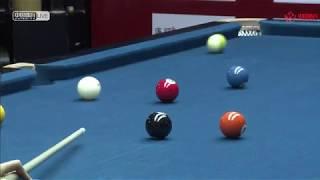 Shi Tianqi VS Chen Siming - Ladies Final - 2018 CBSA Chinese Billiards China Open