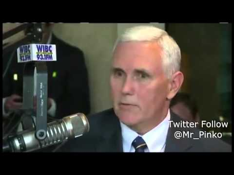 Indiana governor Mike Pence RINGING Endorsement FOR ??? Ted Cruz? or Donald Trump @Mr_Pinko