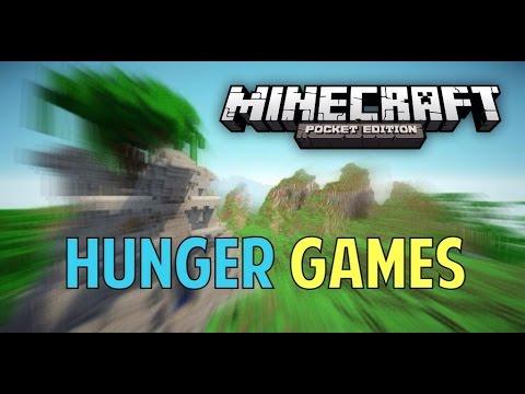 (0.10.0) Survival Games Server! Minecraft Pocket Edition Hunger Games Server! WORKING (0.10.0)