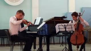 Boris Dubosarschi - Trio