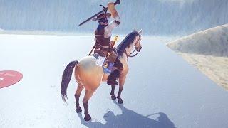 Horse AnimSet Pro 3.0 Melee Test 1