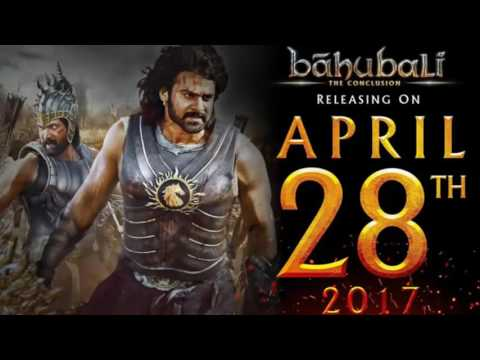 Bahubali 2 - The Conclusion-Bahubali Teaser-baahubali movie trailer-bahubali trailer video thumbnail
