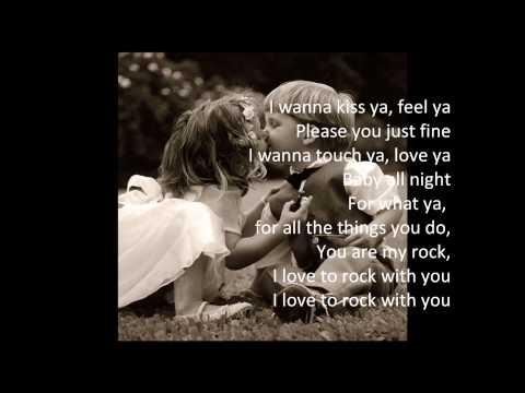 Beyoncé - You are my rock (lyrics)