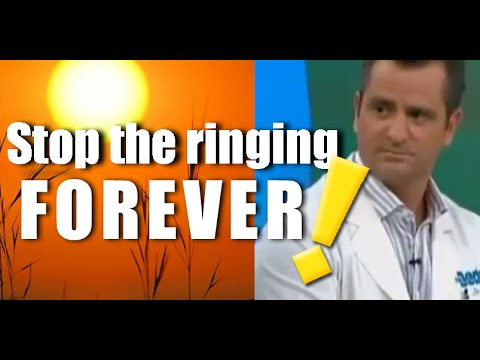 Tinnitus Remedy Stop the Ringing Forever