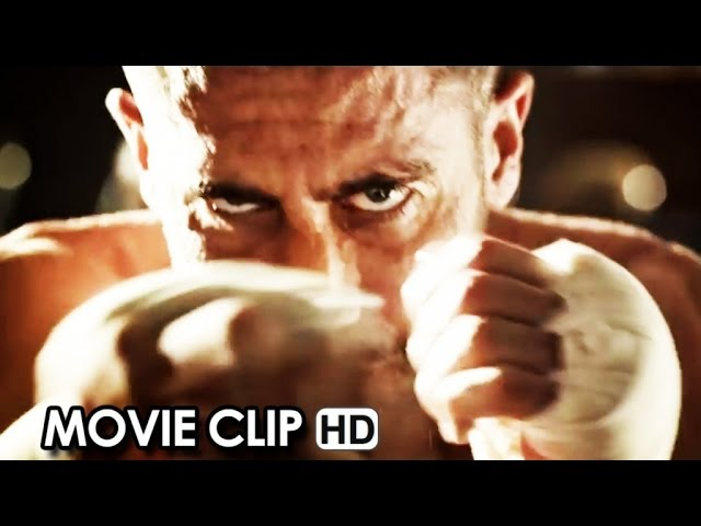 SOUTHPAW starring Jake Gyllenhaal - 'Champions Always Triumph' Clip (2015) HD
