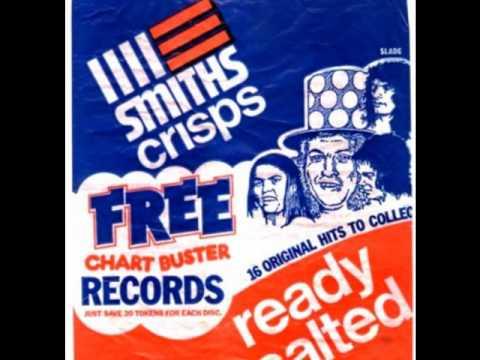 1970s Sweets & Crisps