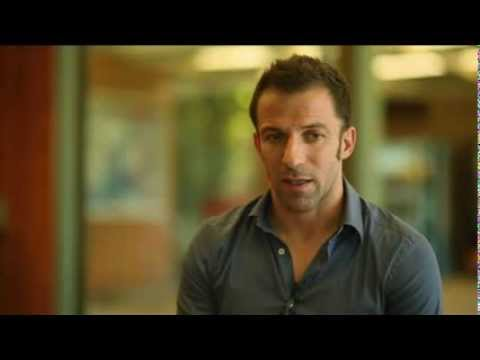 Alessandro Del Piero EXCLUSIVE