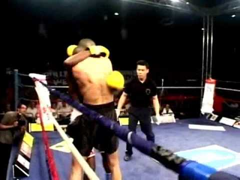 SAVATE fighters in Muay thai and K1 Image 1