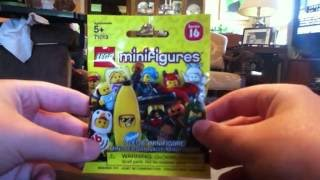 "Lego MiniFigures Series 16 ""Rogue"""