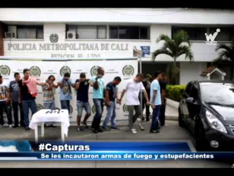 Detienen a integrantes de banda delincuencial vinculados con 24 homicidios