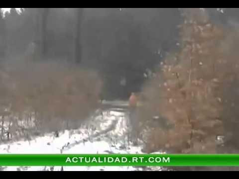 Aparece en la web un video de una niña voladora