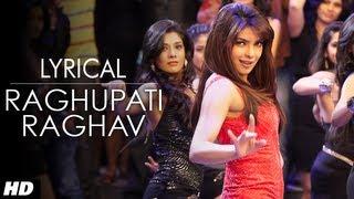 Raghupati Raghav Full Song with Lyrics | Krrish 3 | Hrithik Roshan, Priyanka Chopra