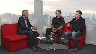 Sheffield Live TV Kevin Gage & John Pearson 24.8.17 Part 2