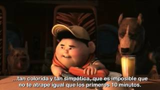 Disneycember - Up (Spanish subs)