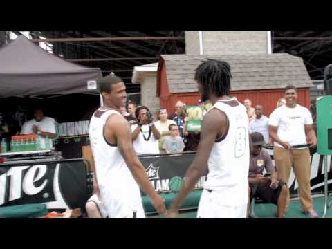 Sprite Slam Dunk Showdown 2014: Indianapolis
