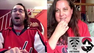 Caps win Game 5 - Post Game Show with Anna and Robbie