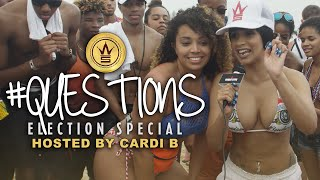 Wshh 39 S 34 Questions 34 Election Special Hosted By Cardi B