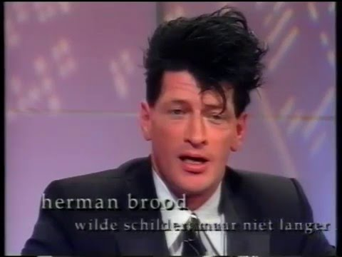 Herman Brood Bij Jan Lenferink