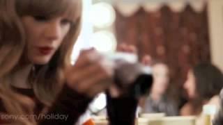 Taylor Swift Sony Ad