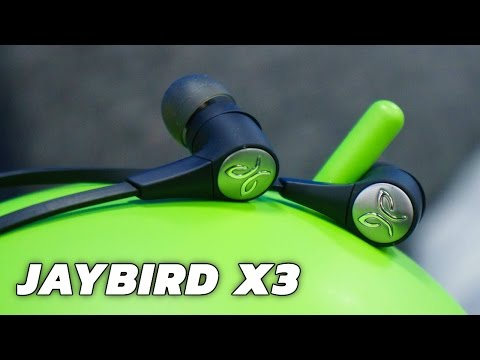Jaybird X3 Review: Best Bluetooth Earphones?