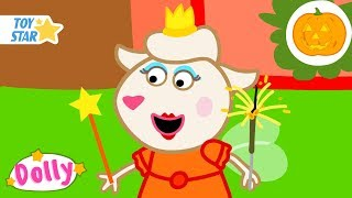 Dolly and friends New Cartoon For Kids | the giant pumpkin | Season 2 Episode #153 Full HD