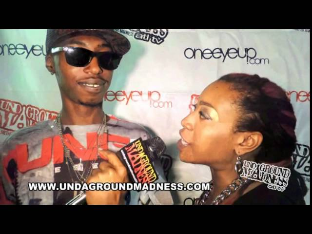 UNDAGROUND MADNESS ATL TV SHOW YOUNG NEL INTERVIEW