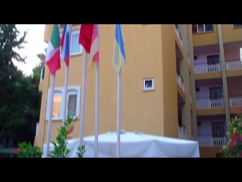 Турция, ANTALYA  BENNA HOTEL 2*. Недорогой отдых в Турции