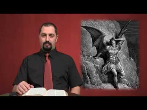 Sotona i demoni - Aleksandar Trajkovski