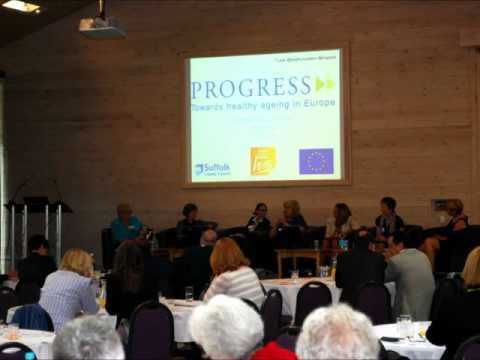 PROGRESS Conference European Perspective Panel Session