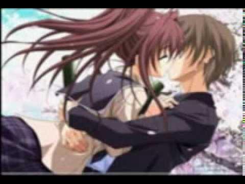 amor anime. amor anime. Besos Anime amy