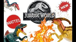 Mattel Jurassic World 2019 Lineup Discussion