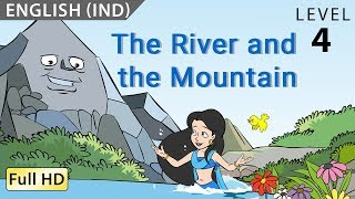 The River and the Mountain : Learn English with subtitles - Story for Children