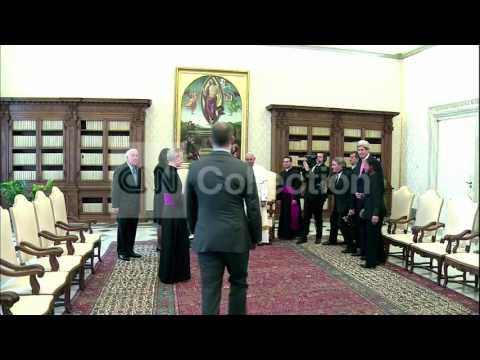VATICAN: JOHN KERRY JAY CARNEY MEET POPE