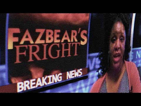 FNAF Fazbear's Fright Breaking News Report
