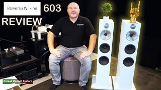 Bowers and Wilkins NEW 603 Speakers REVIEW - Conclusion